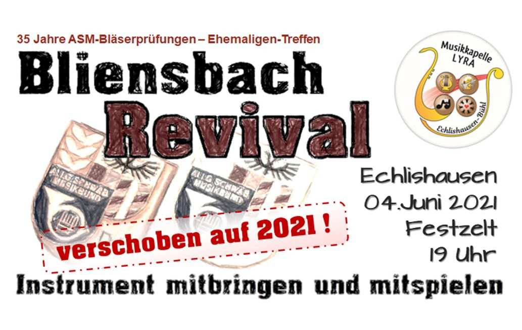 Bliensbach Revival