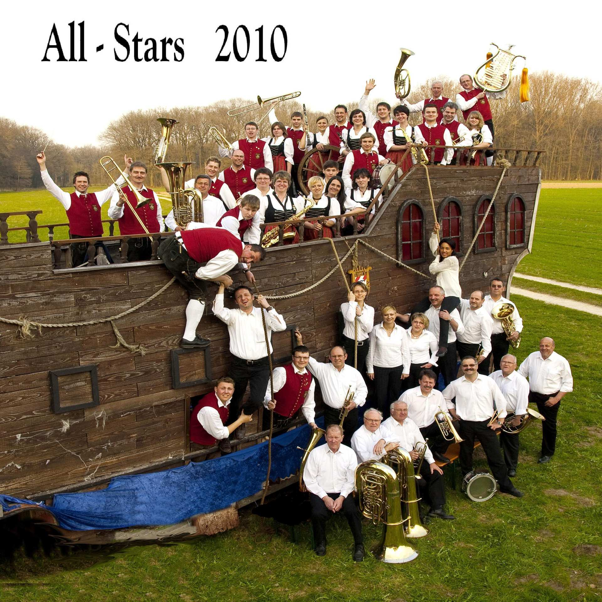 All-Stars-Revival Konzert