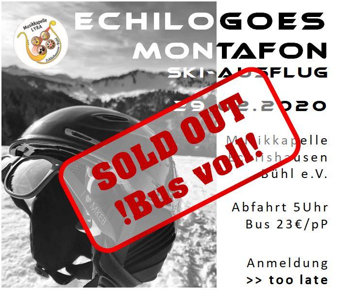 Echilo goes Montafon