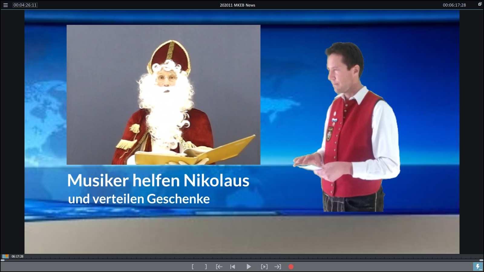 Große Nikolaus Aktion